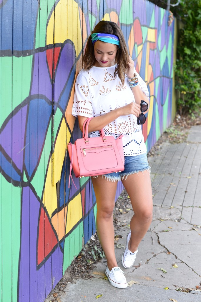 topshop-white-embroidered-cut-off-shirt-converse-denim-shorts-pink-rebecca-minkoff-bag