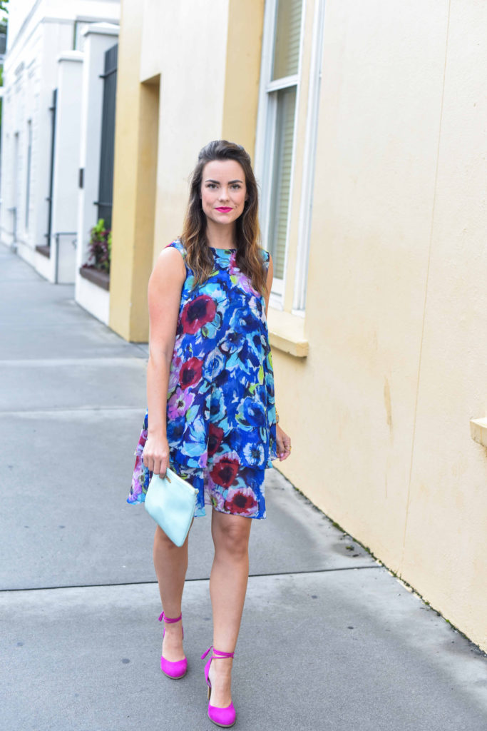 anthropologie willowbrook dress and gigi new york chlesea crossbody.