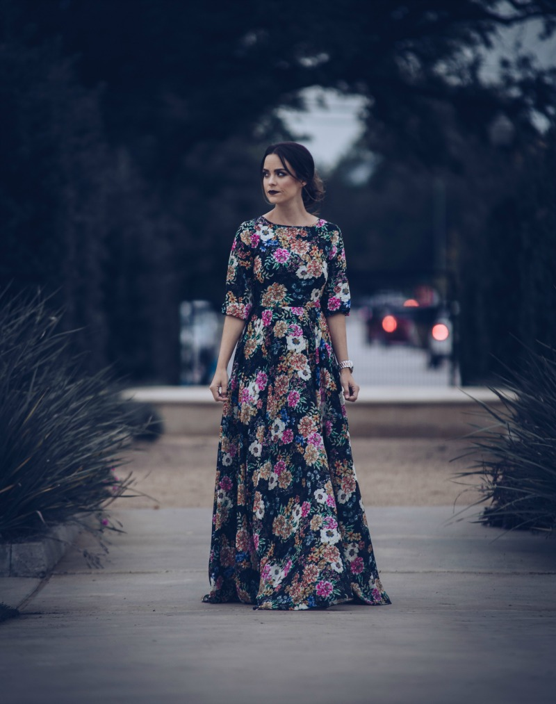 Yumi Kim Garden Grown Maxi Dress