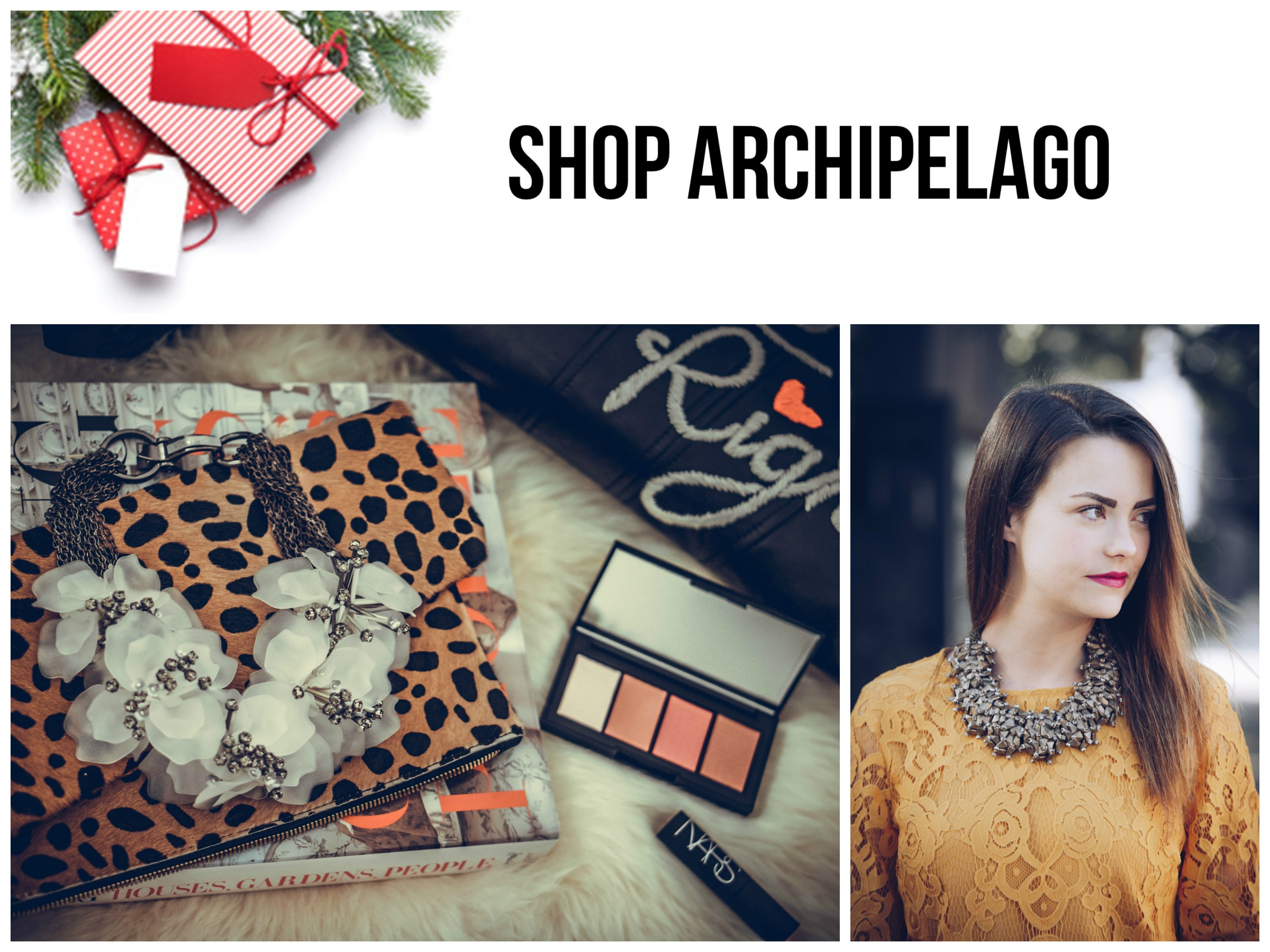 Shop Archipelago Jewelry, Small Business Saturday