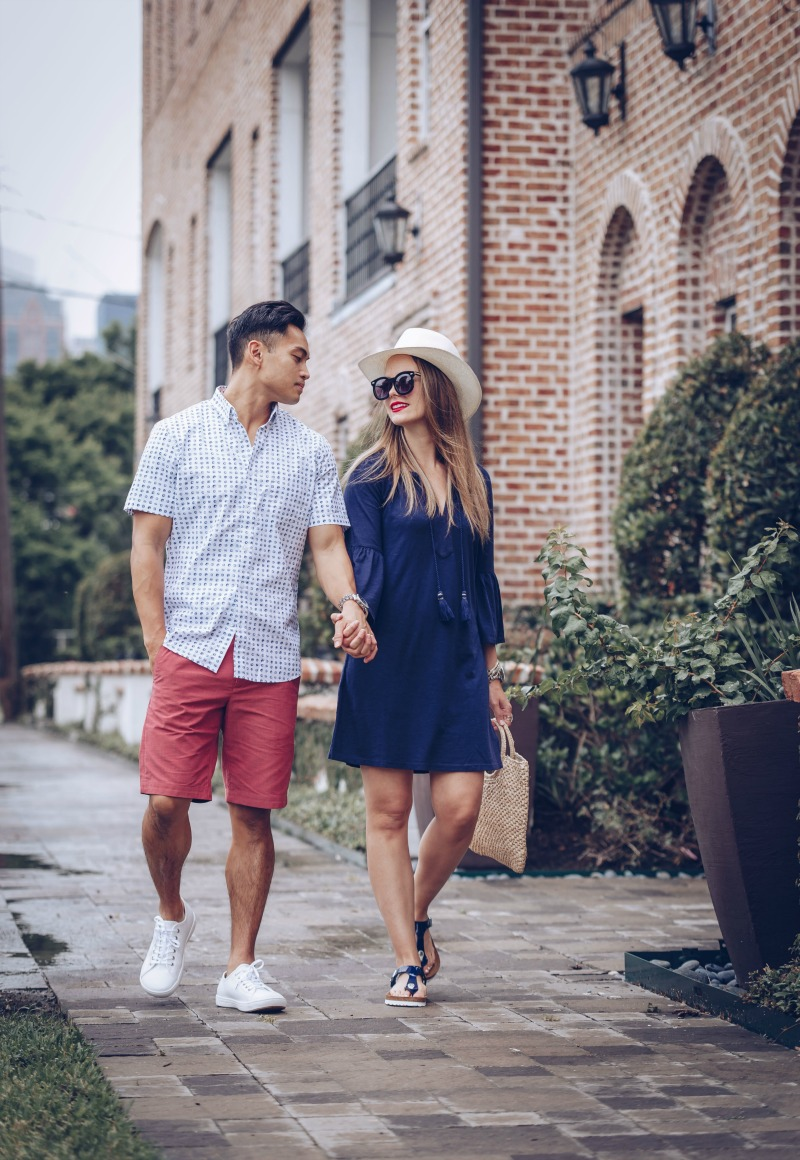 HIS AND HER MEMORIAL DAY STYLE, BIRKENSTOCK, ZAPPOS