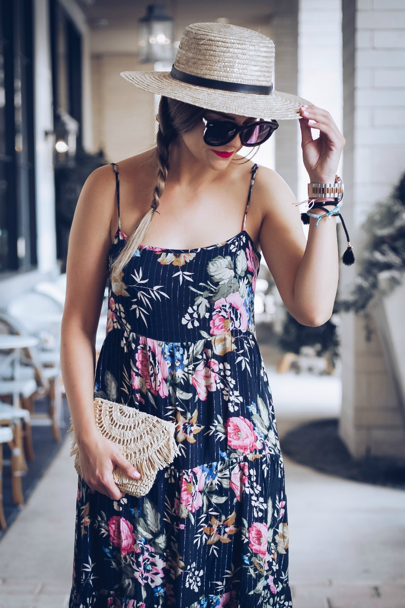 DELILAH SLIP MAXI DRESS