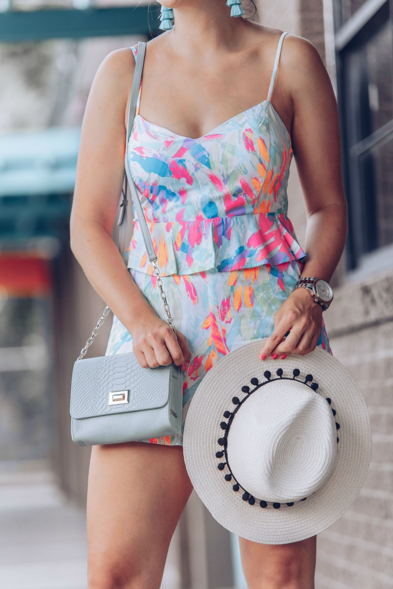 Linnea Camisole & Shorts, LILLY PULITIZER SHORT SET, SEA SALT AND SUN PRINT