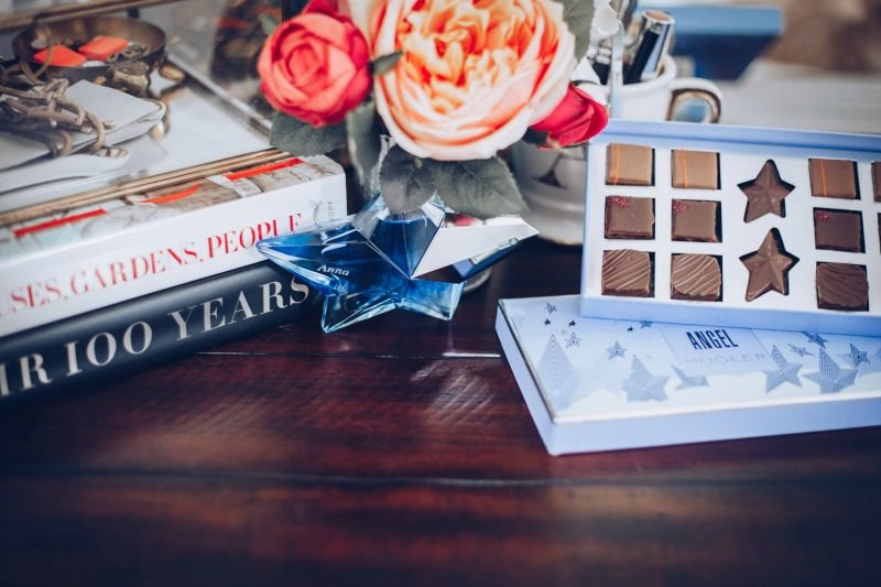 DATE NIGHT LOOK WITH MUGLER ANGEL