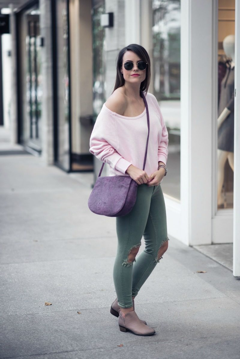 J CREW EASY SWEATSHIRT